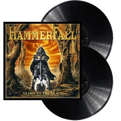 HammerFall - Glory To The Brave - 20 Year Anniversary Edition - DOUBLE LP Gatefold