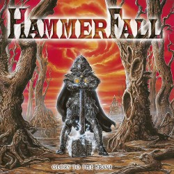 HammerFall - Glory To The Brave - LP COLOURED