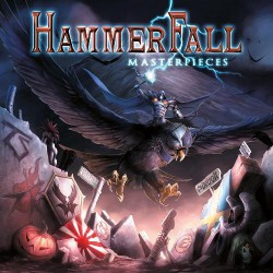 HammerFall - Masterpieces - CD