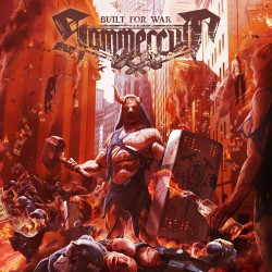 Hammercult - Built For War - LP COLOURED + CD