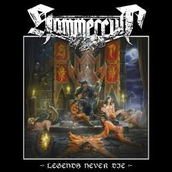 Hammercult - Legends Never Die - LP + CD
