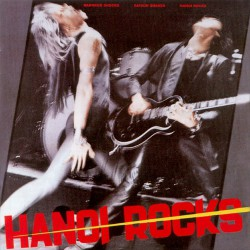 Hanoi Rocks - Bangkok Shocks - Saigon Shakes - Hanoi Rocks - CD DIGIPAK