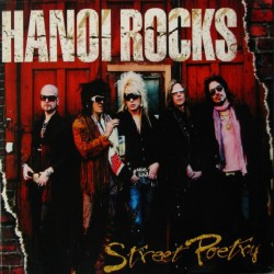 Hanoi Rocks - Street Poetry - CD DIGIPAK