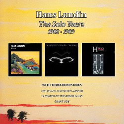 Hans Lundin - The Solo Years 1982 - 1989 - 6CD BOX
