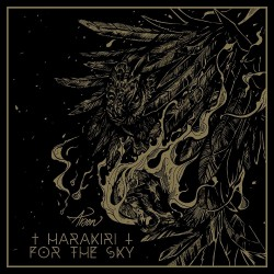 Harakiri For The Sky - Arson - CD DIGIBOOK