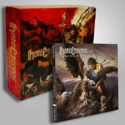 Hate Eternal - Upon Desolate Sands + Infernus - CD Digipak + Digibox