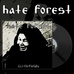 Hate Forest - Battlefields - LP COLOURED