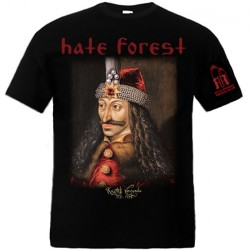 Hate Forest - Kazikli Voyvoda - T-shirt (Men)
