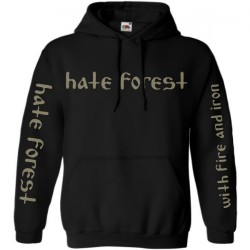Hate Forest - Poster 1918 - Hooded Sweat Shirt (Men)