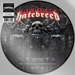Hatebreed - The Concrete Confessional - LP PICTURE