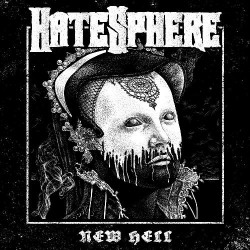 Hatesphere - New Hell - CD DIGIPAK