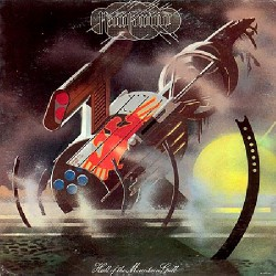 Hawkwind - Hall of the Mountain Grill - CD