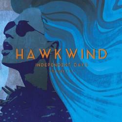Hawkwind - Independant Days Volumes 1 & 2 - DOUBLE LP Gatefold