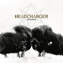 Headcharger - Hexagram - CD DIGIPAK
