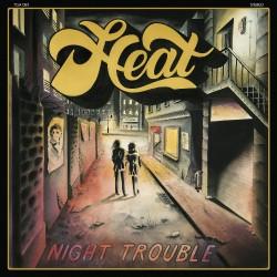 Heat - Night Trouble - CD DIGIPAK