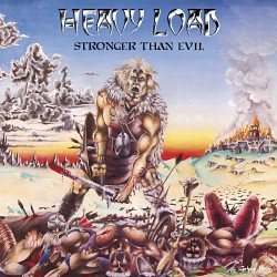 Heavy Load - Stronger Than Evil - LP + CD