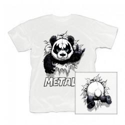 Heavy Metal Happiness - Panda Metal! - T-shirt (Men)