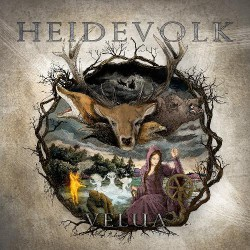 Heidevolk - Velua - CD DIGIPAK