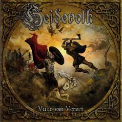 Heidevolk - Vuur Van Verzet - CD DIGIPAK