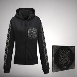 Heilung - Bundle 4 - CD Digipak + Hooded Sweat Shirt Zip (Women)