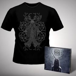 Heilung - Lifa - Heilung Live at Castlefest - CD DIGIPAK + T-shirt bundle (Men)