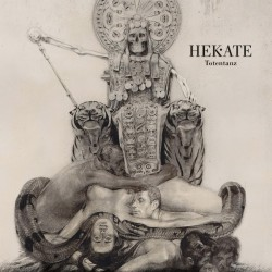 Hekate - Totentanz - DOUBLE LP GATEFOLD COLOURED