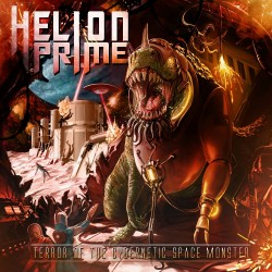 Helion Prime - Terror Of The Cybernetic Space Monster - CD