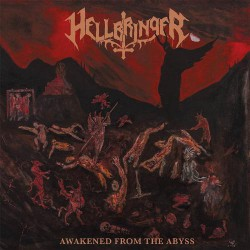 Hellbringer - Awakened From The Abyss - CD