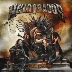 Helldorados - Lessons In Decay - CD