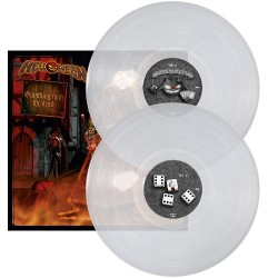 Helloween - Gambling With The Devil - DOUBLE LP GATEFOLD COLOURED