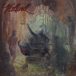 Hellwell - Behind The Demon's Eyes - CD