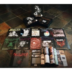 Hellwitch - Compilation Of Death : First Possession - LP BOX