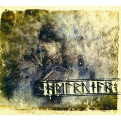 Helrunar - Baldr Ok Iss LTD Edition - CD + DVD Digipak