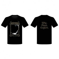 Helrunar - Wir Sind Legion - T-shirt (Men)