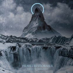Hemelbestormer - A Ring Of Blue Light - CD DIGIPAK cross-shaped