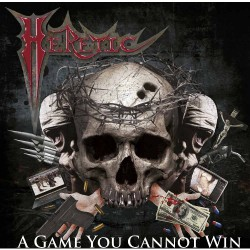 Heretic - A Game You Cannot Win - DOUBLE LP Gatefold