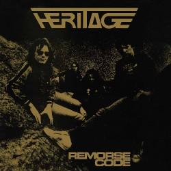 "Heritage - Remorse Code - LP COLOURED + 7"""