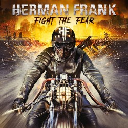 Herman Frank - Fight The Fear - CD DIGIPAK
