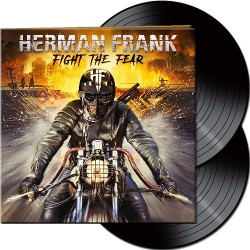 Herman Frank - Fight The Fear - DOUBLE LP Gatefold