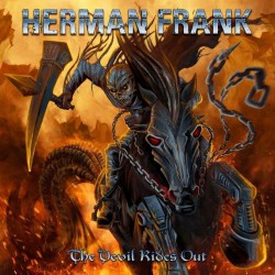 Herman Frank - The Devil Rides Out - LP Gatefold Coloured