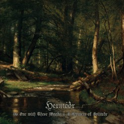 Hermodr - As One With These Woods & A Moment Of Solitude - CD DIGIPAK