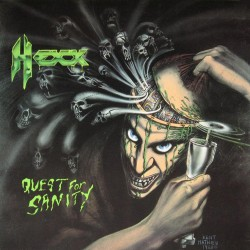 Hexx - Quest For Sanity / Watery Graves - CD