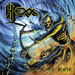 Hexx - Wrath Of The Reaper - CD