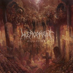 Hierophant - Mass Grave - CD + Digital