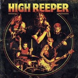 High Reeper - High Reeper - LP COLOURED
