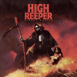 High Reeper - Higher Reeper - LP COLOURED