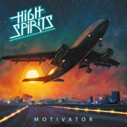 High Spirits - Motivator - LP