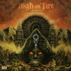 High On Fire - Luminiferous - CD
