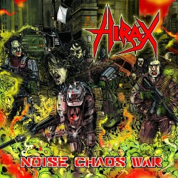 Hirax - Noise Chaos War - CD