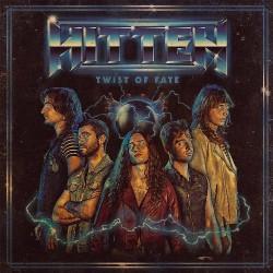 Hitten - Twist Of Fate - LP Gatefold Coloured